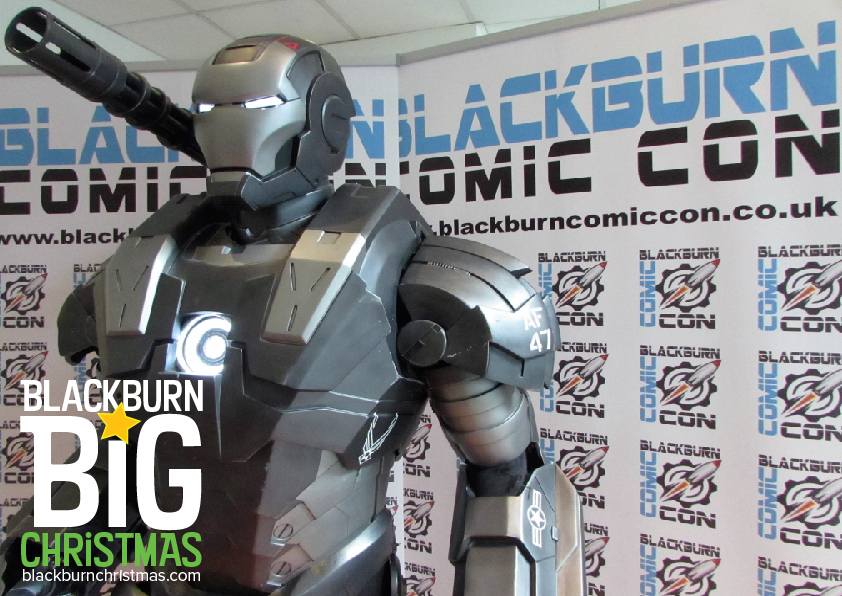 Blackburn Comic Con