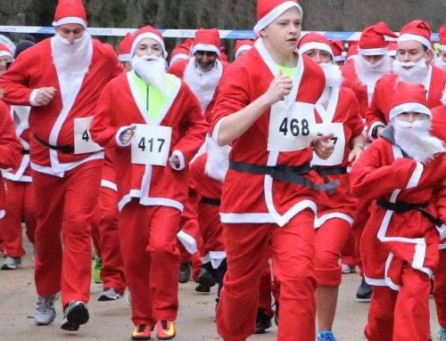 Join in the Blackburn Charity Santa Dash