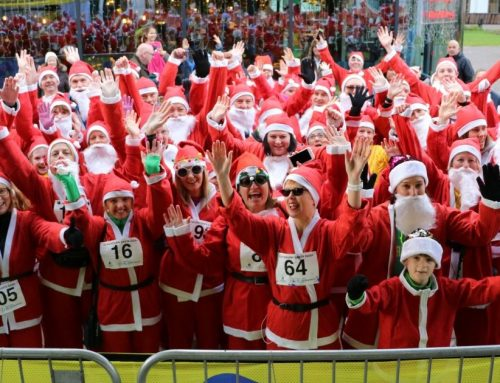 Get Ready….Get Set…Ho Ho Ho – Blackburn Santa Dash Picture Gallery